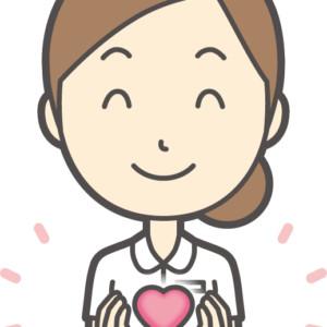 明るく愛を持った看護師