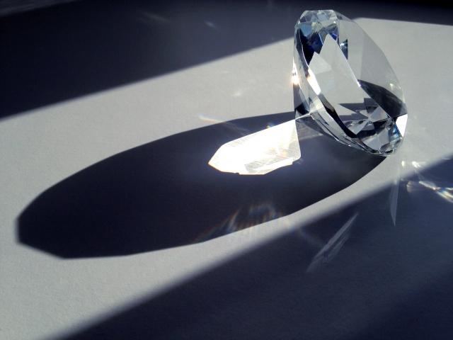 医療者の心のダイヤモンドを
